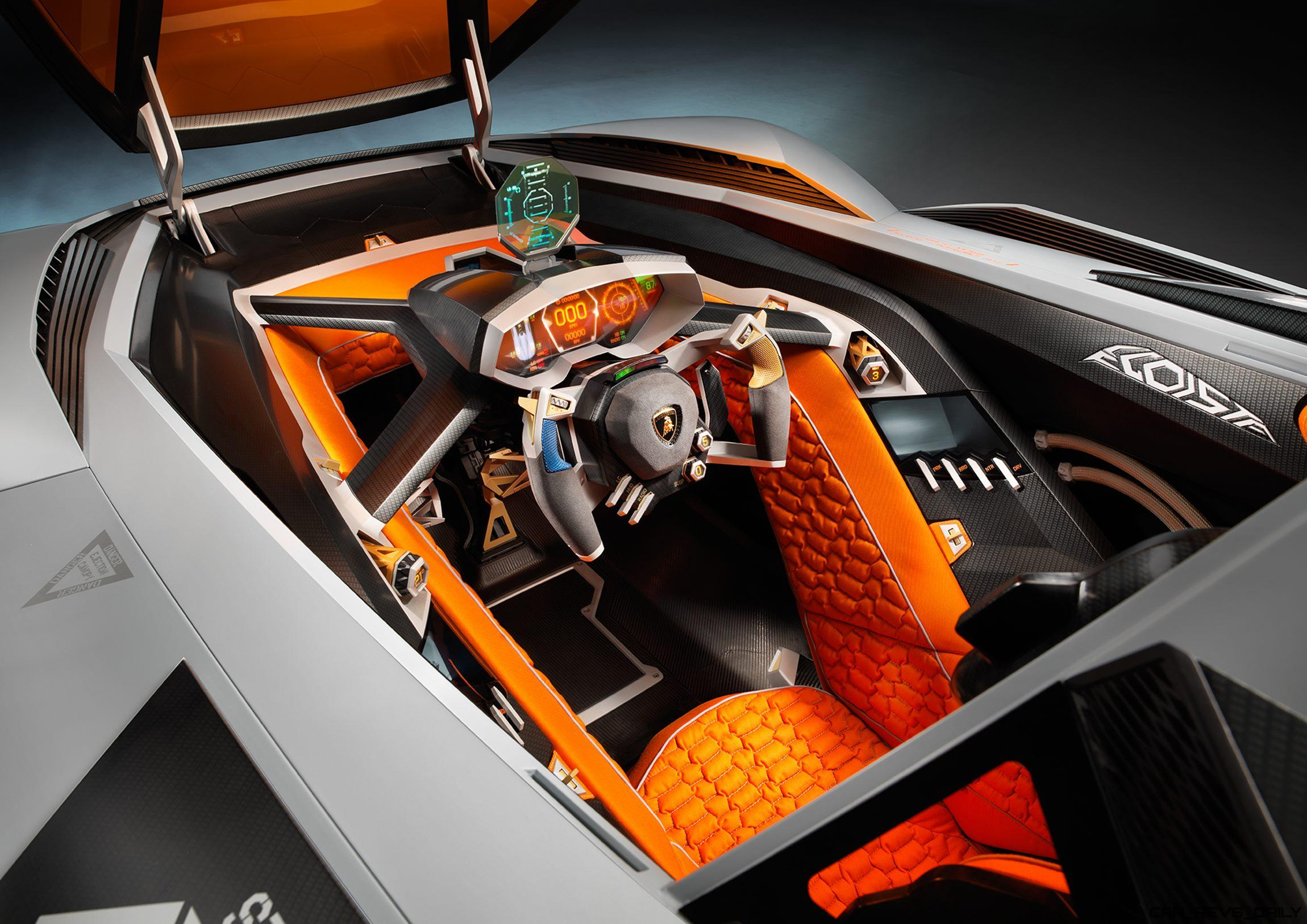 home - Lamborghini Egoista Police