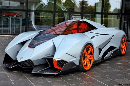 Concept Flashback 2013 Lamborghini Egoista
