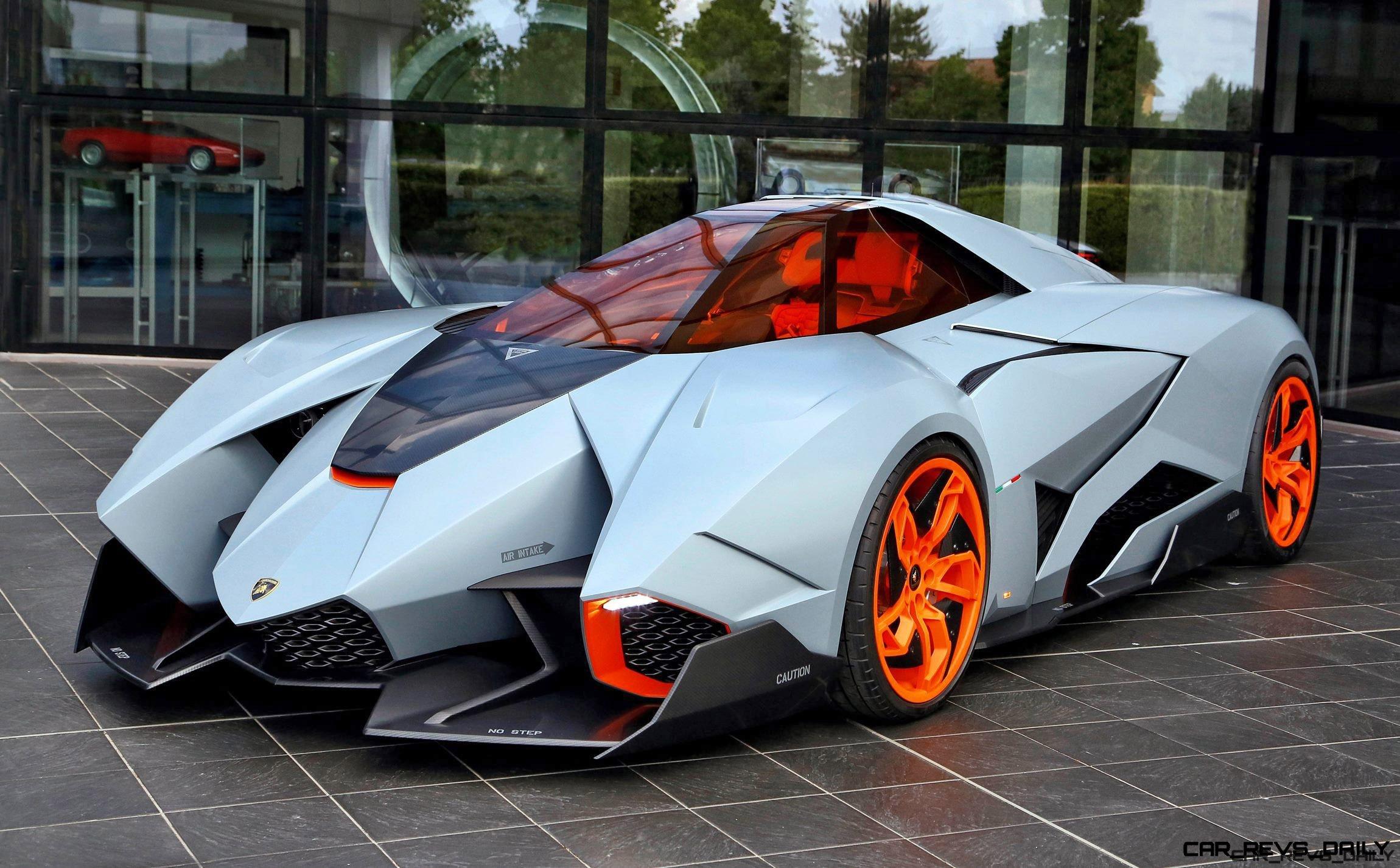 2011 Lamborghini EGOISTA 22