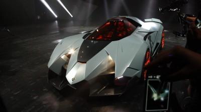 2011 Lamborghini EGOISTA 3
