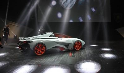 2011 Lamborghini EGOISTA 4