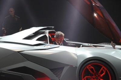 2011 Lamborghini EGOISTA 5
