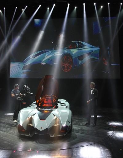 2011 Lamborghini EGOISTA 6