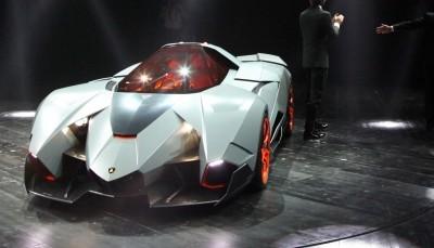 2011 Lamborghini EGOISTA 7