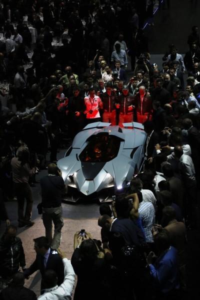 2011 Lamborghini EGOISTA 8