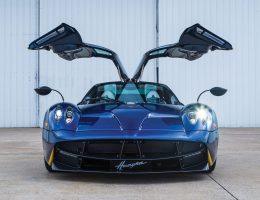2014 Pagani Huayra – Ex-Auto Show Star – RM Amelia 2016 Preview