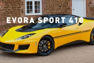 3.9s, 186MPH 2017 LOTUS Evora Sport 410 – USA-Bound Carbon Special Cuts 150Lbs