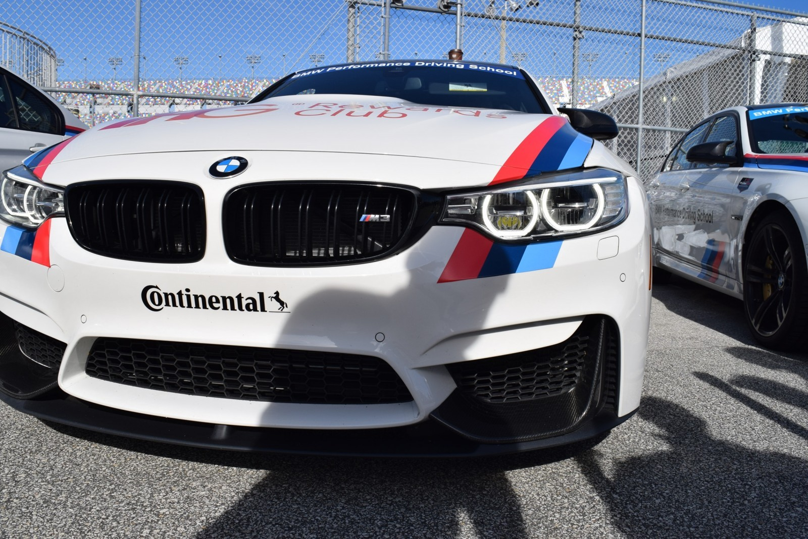 2016 Bmw M3 M Livery Photos From Daytona Speedway Bmw Performance Driving School 187 Car Revs