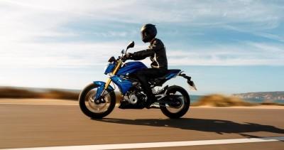 2016 BMW Motorrad G 310 R 1