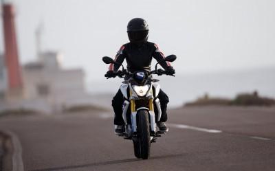 2016 BMW Motorrad G 310 R 12