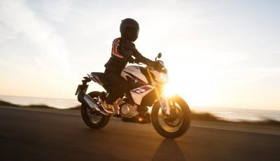 2016 BMW Motorrad G 310 R 15
