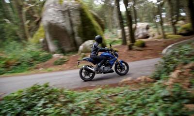 2016 BMW Motorrad G 310 R 18