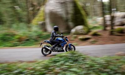 2016 BMW Motorrad G 310 R 19