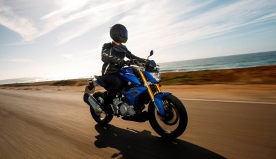 2016 BMW Motorrad G 310 R 2