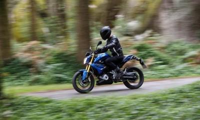 2016 BMW Motorrad G 310 R 21