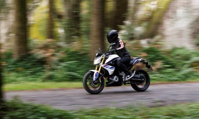 2016 BMW Motorrad G 310 R 22