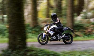 2016 BMW Motorrad G 310 R 23