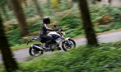 2016 BMW Motorrad G 310 R 24