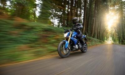 2016 BMW Motorrad G 310 R 26