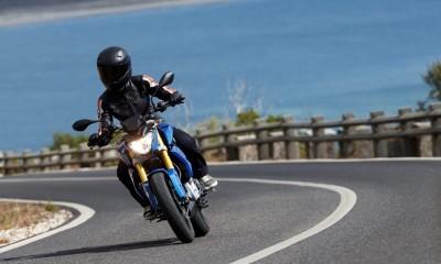 2016 BMW Motorrad G 310 R 29
