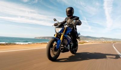 2016 BMW Motorrad G 310 R 3