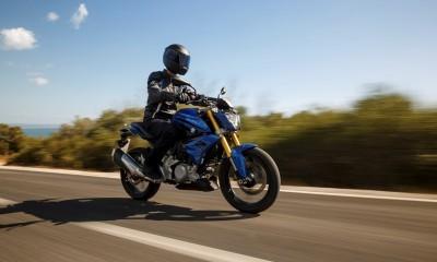 2016 BMW Motorrad G 310 R 34