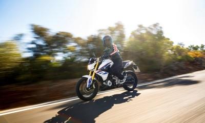 2016 BMW Motorrad G 310 R 35