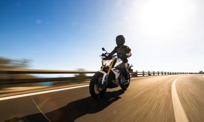 2016 BMW Motorrad G 310 R 36