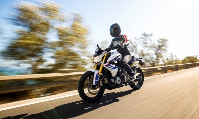 2016 BMW Motorrad G 310 R 37