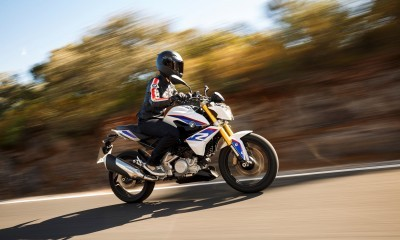 2016 BMW Motorrad G 310 R 38