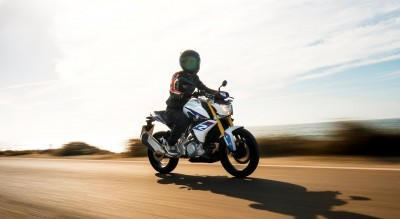 2016 BMW Motorrad G 310 R 4