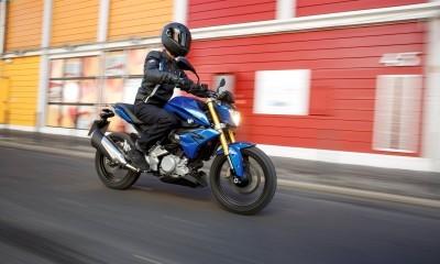2016 BMW Motorrad G 310 R 48