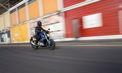 2016 BMW Motorrad G 310 R 49