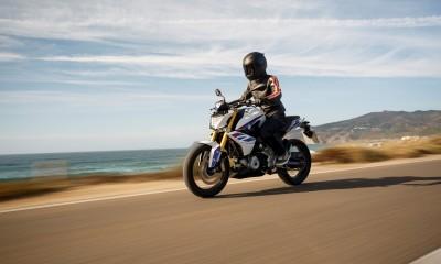2016 BMW Motorrad G 310 R 5