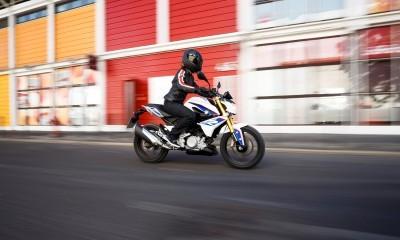 2016 BMW Motorrad G 310 R 50