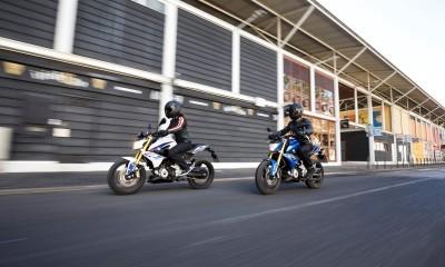 2016 BMW Motorrad G 310 R 51