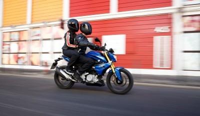 2016 BMW Motorrad G 310 R 53