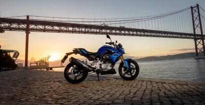 2016 BMW Motorrad G 310 R 54