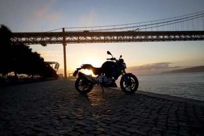2016 BMW Motorrad G 310 R 55