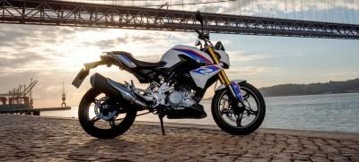 2016 BMW Motorrad G 310 R 58