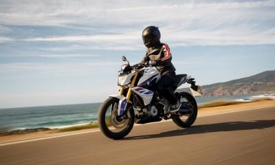 2016 BMW Motorrad G 310 R 6