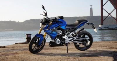 2016 BMW Motorrad G 310 R 60