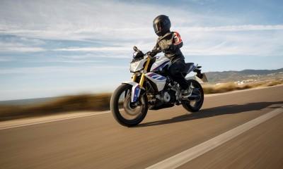 2016 BMW Motorrad G 310 R 7