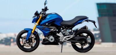 2016 BMW Motorrad G 310 R 70