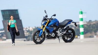 2016 BMW Motorrad G 310 R 74