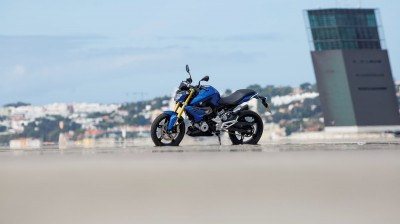 2016 BMW Motorrad G 310 R 75
