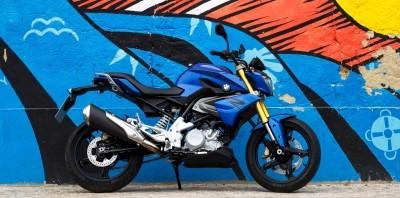 2016 BMW Motorrad G 310 R 78