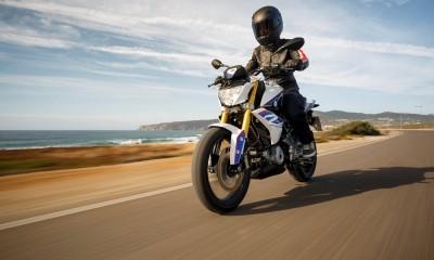 2016 BMW Motorrad G 310 R 8