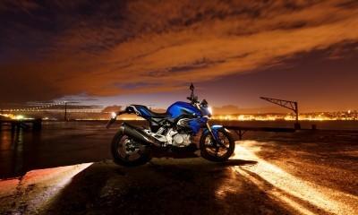 2016 BMW Motorrad G 310 R 85