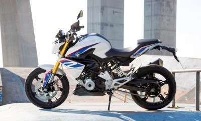 2016 BMW Motorrad G 310 R 88